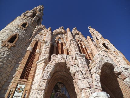 Spain- Novelda Church 3