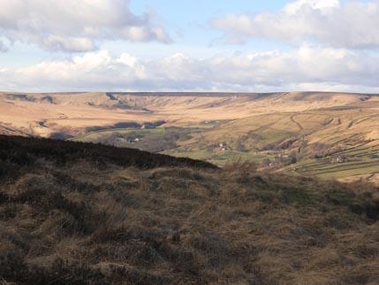 Binn Moor walk 1
