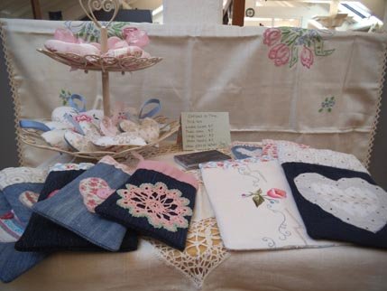 Standedge stall