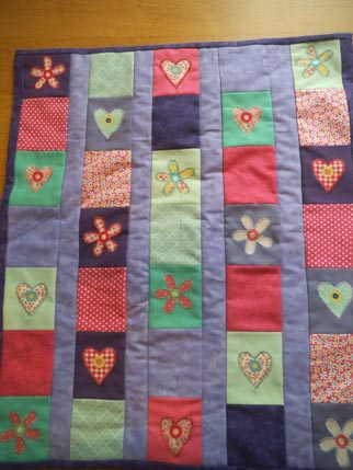 Sweet treats quilt