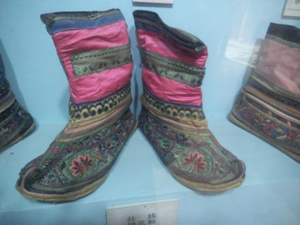 China Nationalities Museum Boots
