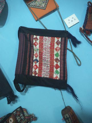 China Nationalities Museum Patchwork bag
