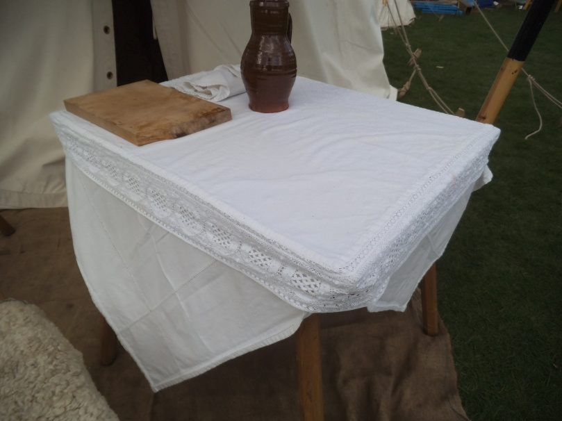 Rufford tablecloth 1