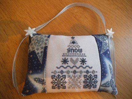 Winter Exchange snow cushion