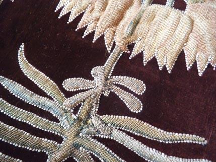 Hardwick - Flower velvet 2