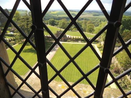 Hardwick - Roof view