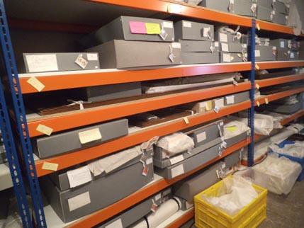 Hardwick - Textile store boxes