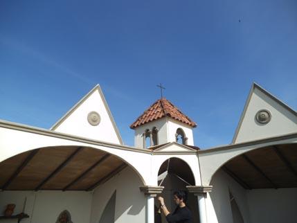 Harewood church