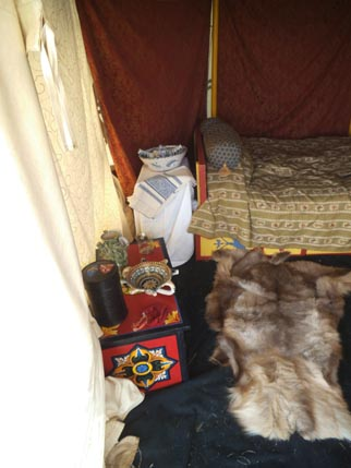 Harewood tent inner KIB