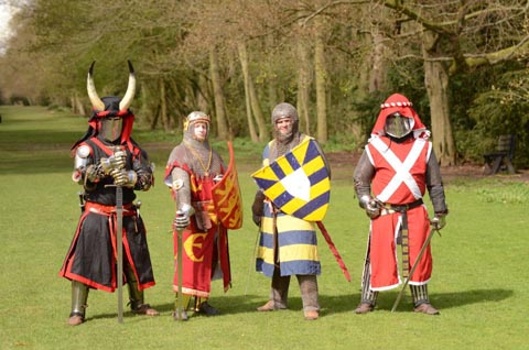 SoM Knights at Rufford