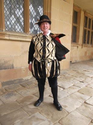 Hardwick - Costumes