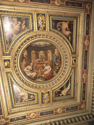 Palazzo ceiling crafts