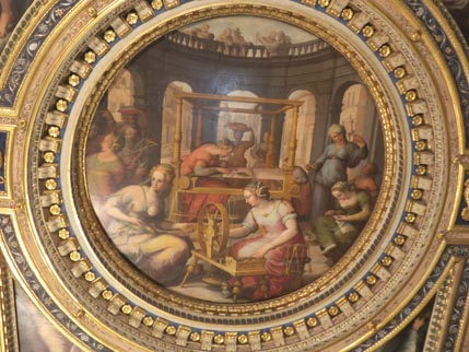 Palazzo ceiling crafts 2
