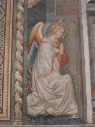 SMN angel detail