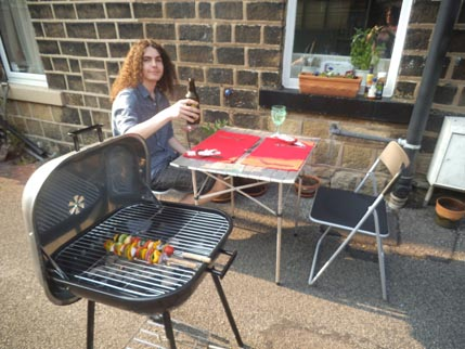 BBQ in Marsden