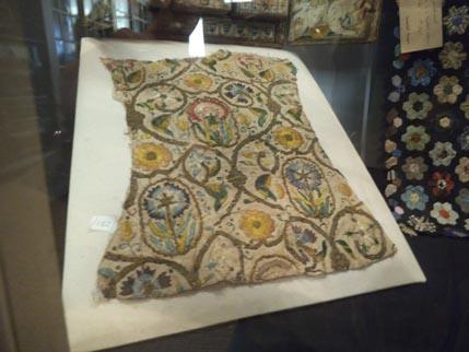 Snowshill textiles