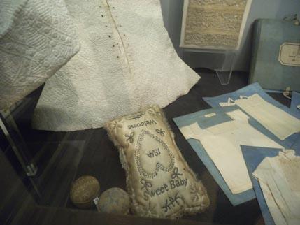 Snowshill textiles 3