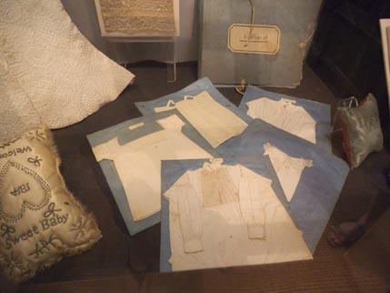 Snowshill textiles 4