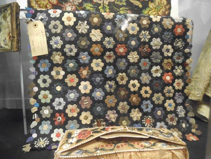 Snowshill textiles 6
