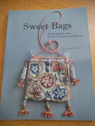 Sweet bags book