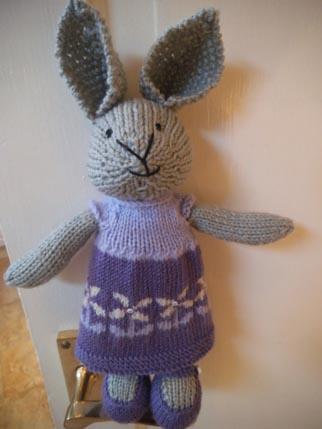 Bunny dress 3