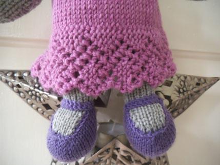 Bunny Knitting