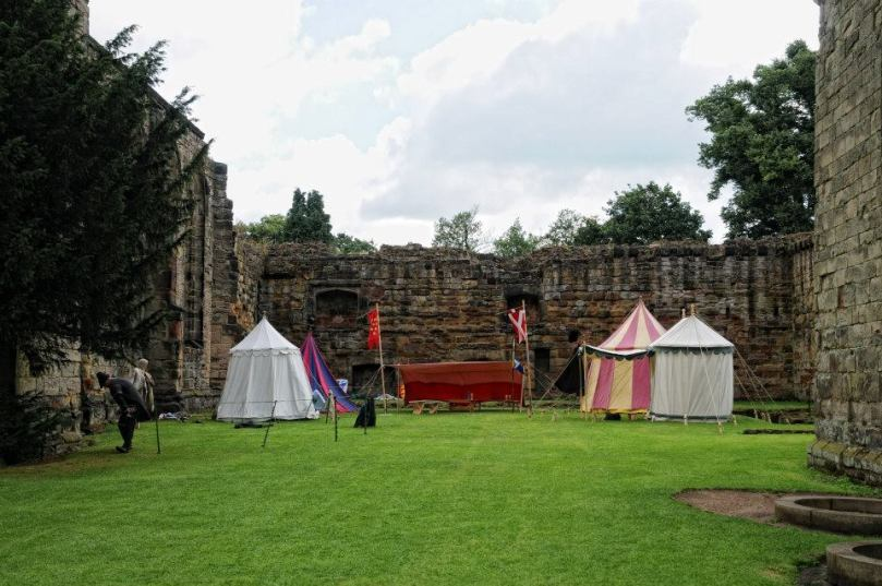 Camp at Ashby