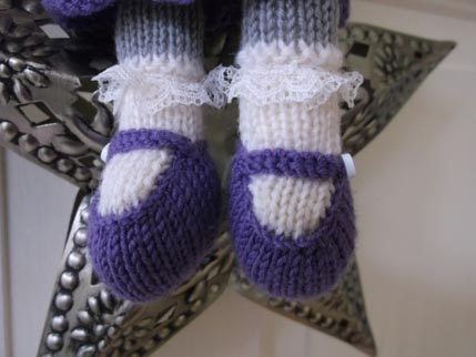 Emily Bunny dress 2 - shoes