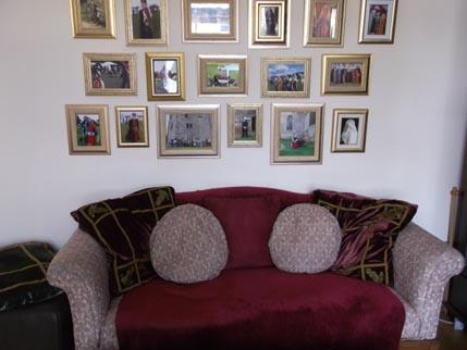 Houseaversary - sofa