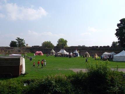 Ludlow castle 1