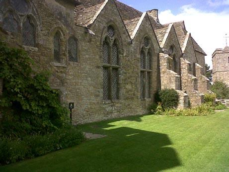 Stokesay Hall