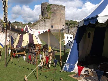 Caldicot Castle 3