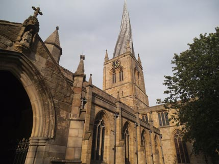 Chesterfield Church