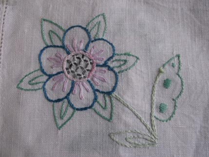 Flower cloth 3