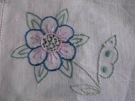 Flower cloth 3