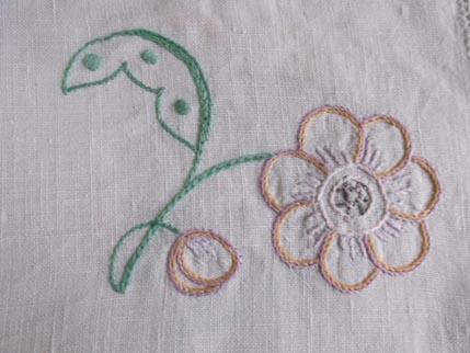 Flower cloth 4