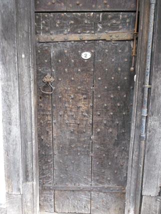 Ludlow doors