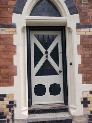 Ludlow door 2