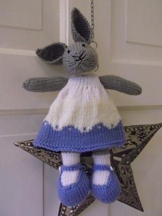 Lucy Bunny dress 3
