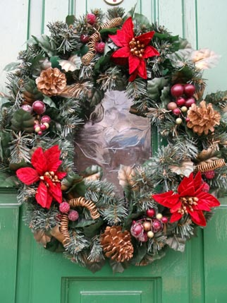 Xmas Door wreath