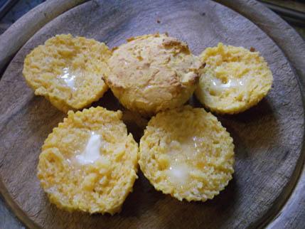 Gluten free muffins 2
