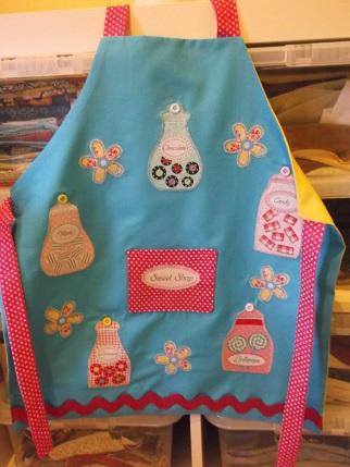 Izzy's apron 1
