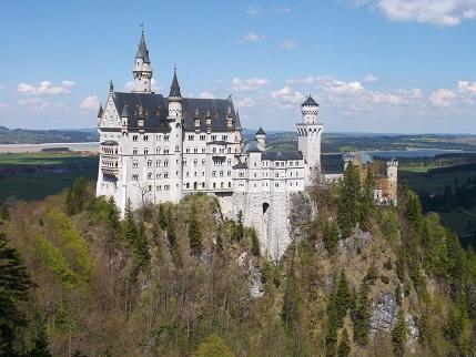 Bavaria 2014 Neuschwanstein 1