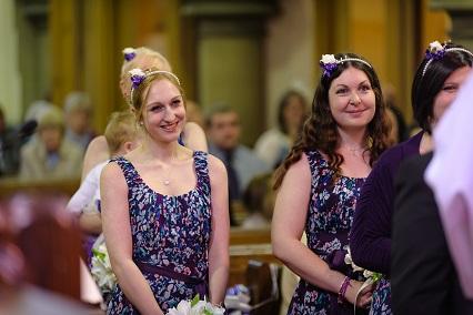 Ellie - bridesmaid 2