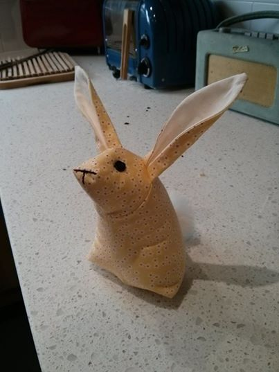 Helen's bunny