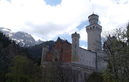 Bavaria 2014 Neuschwanstein 3