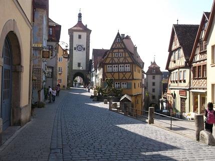 Bavaria 2014 Rotenburg 1