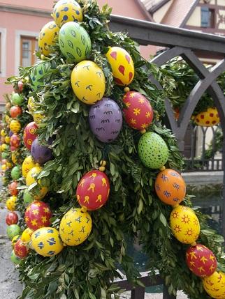 Bavaria 2014 Rotenburg eggs 3