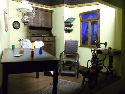 Bavaria 2014 Steiff sewing room