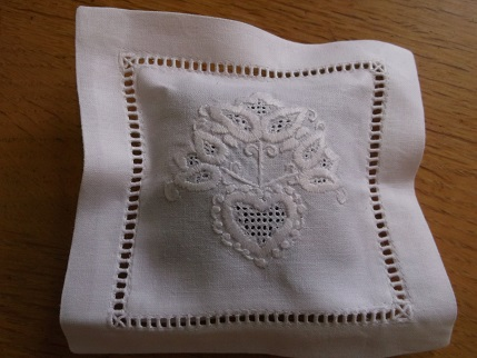 Bavarian needlework -whitework 1